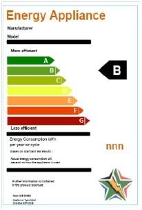 南非公布电子电气产品的能源效率和标签的强制性规范(VC9008)